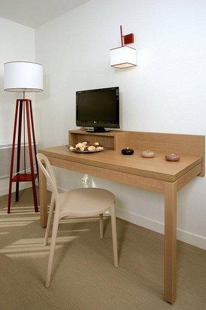 Appart'City Angers : Appartement Bureau