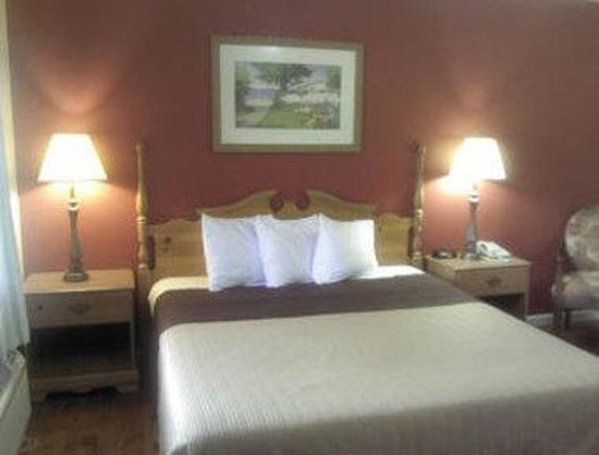 Knights inn Knoxville Harpers Ferry : One Bed Guest Room