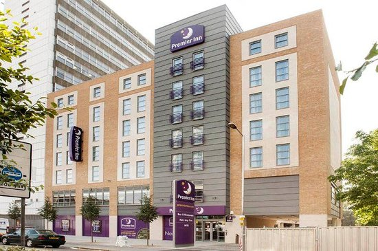 Premier Inn London Croydon Town Centre Hotel