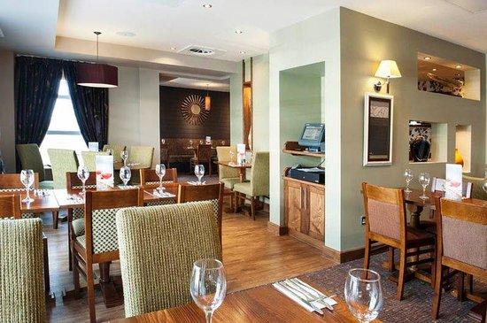 Premier Inn London Croydon Town Centre Hotel: Restaurant