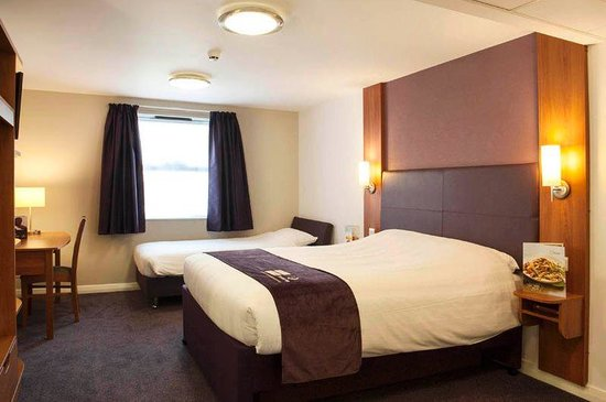Premier Inn London Croydon Town Centre Hotel: Family Room