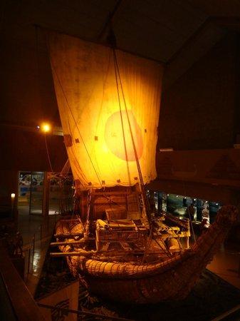 The Kon-Tiki Museum : RA