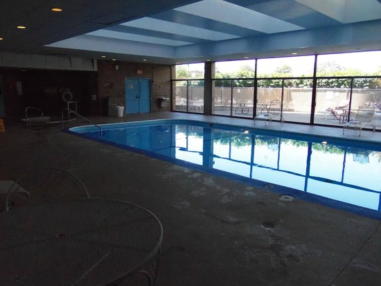 Mccamly Plaza Hotel Large Pool 8 Deep End