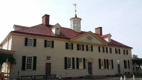 George Washington's Mount Vernon: The estate