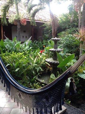 The Garden Cafe : hermoso y relajante el jardin, muy recomendable la comida deliciosa.