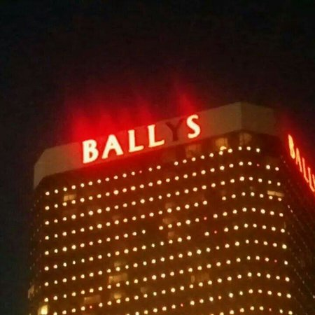 Bally's Atlantic City : Maybe they will fix the Y when you get there...