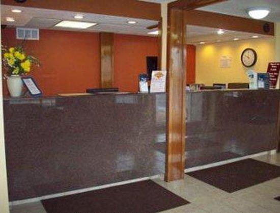 Howard Johnson Atlantic City Egg Harbor Township : Front Desk