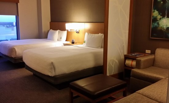Hyatt Place Austin Downtown: Double Beds