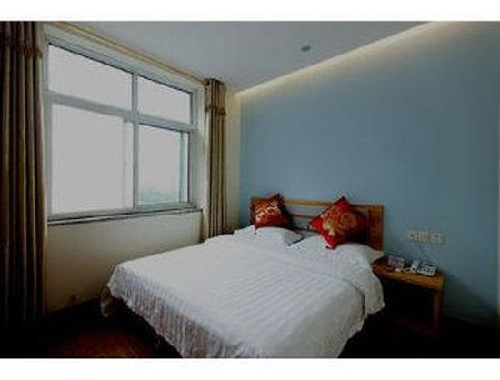 Super 8 Tongzhou Xin Hua Da Jie Beijing: King Bed Guest Room