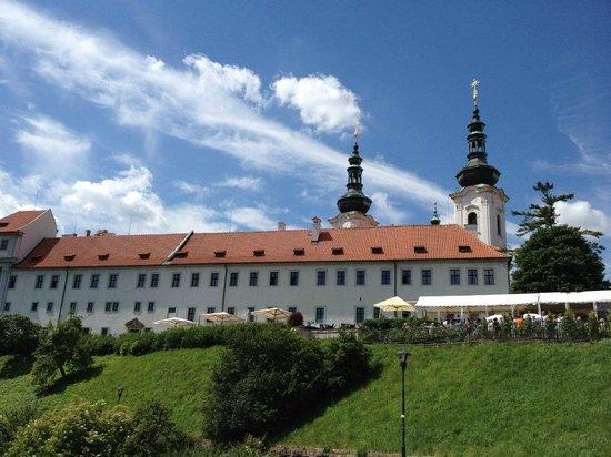 Castle District : The Strahov Monastery.