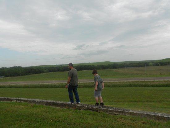 Tallgrass Prairie National Preserve : hiking