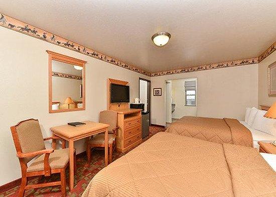 Econo Lodge Inn & Suites : room