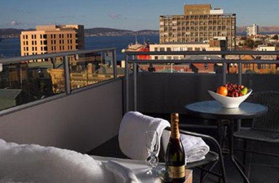 RACV/RACT Hobart Apartment Hotel: Deluxe Apartment