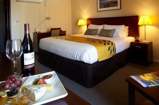 RACV/RACT Hobart Apartment Hotel: Hotel King Room