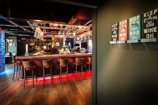 pentahotel Warrington: Penta Warrington Bar