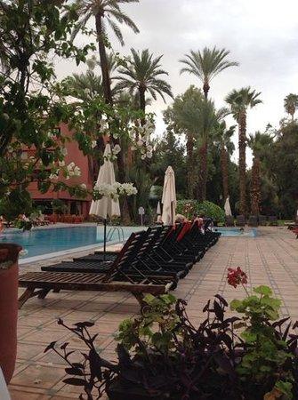 Hotel Kenzi Farah : alberca