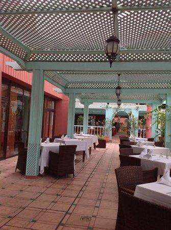 Hotel Kenzi Farah : restaurante