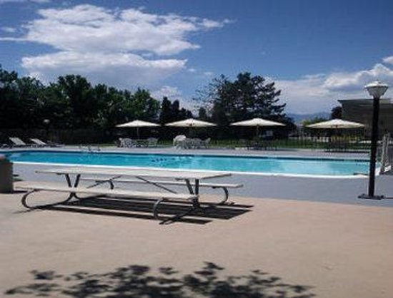 Baymont Inn & Suites Murray/Salt Lake City: Pool