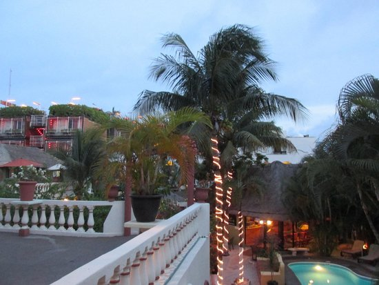 Hotel Aventura Mexicana: upper level view