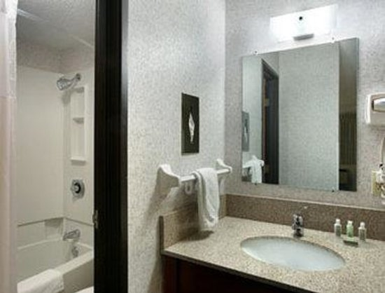 Motel 6 Elk Grove Village - O'Hare: Bathroom