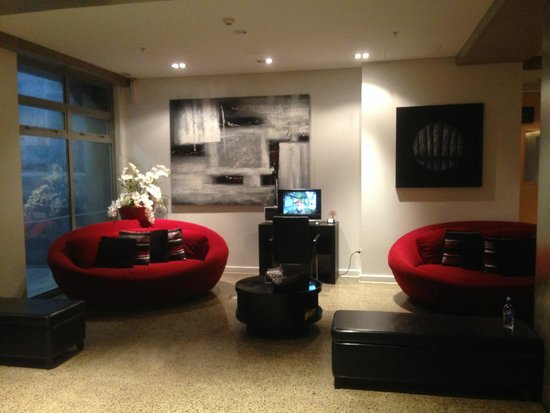 Waldorf Stadium Apartments Hotel: Lobby