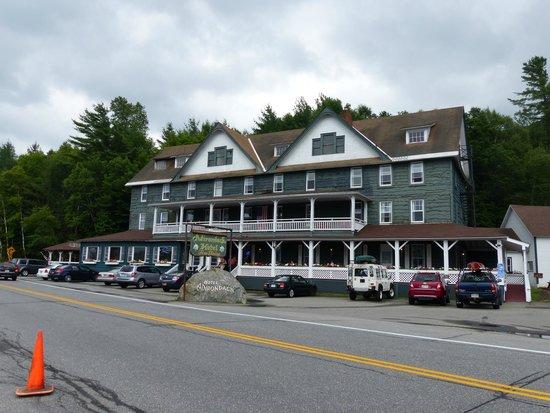 Adirondack Hotel on Long Lake: Adirondack Hotel and Restaurant