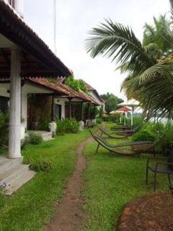 Citrus Retreats Alleppey: Resort front view