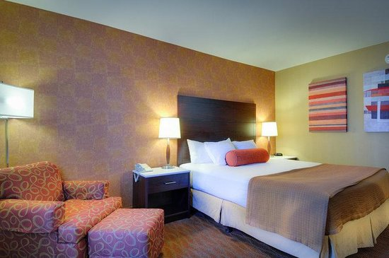 Best Western Plus Rancho Cordova Inn: Single King