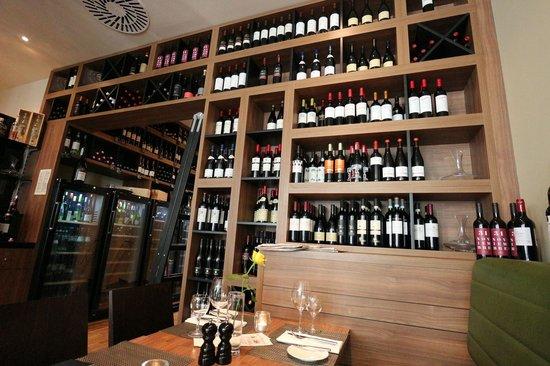 Weinwirtschaft Leipzig: Vinothek