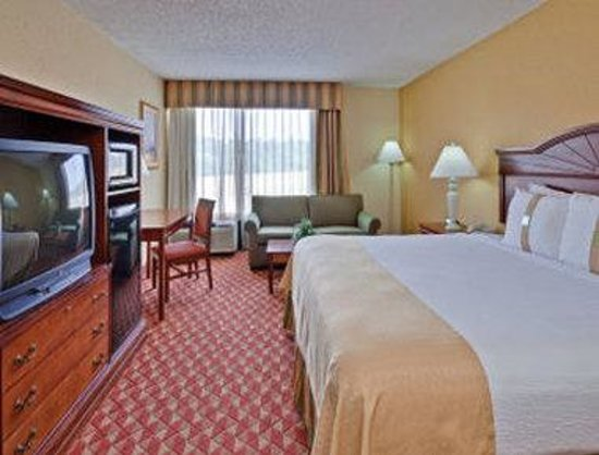 Ramada Columbus Highway 45 : King Bed Room