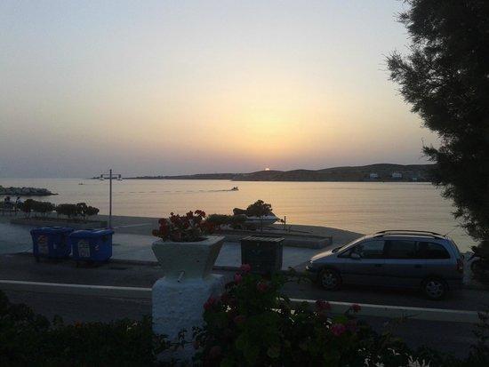 Stella Hotel: view