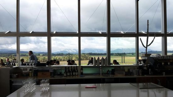 Vinetrekker Wine and Food Tours : lunch is beautiful...