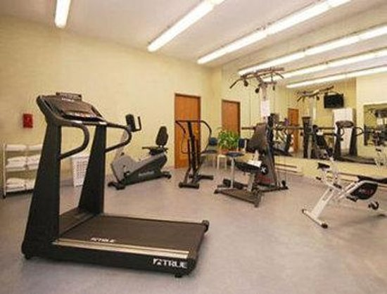 Baymont Inn & Suites Marinette: Fitness Center