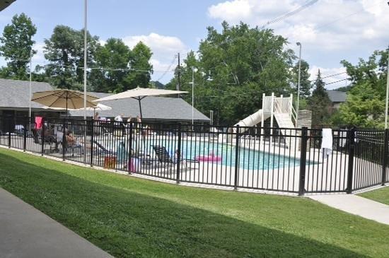Jack Huff's: pool area