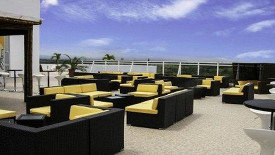 Wyndham Playa Corona: Lounge