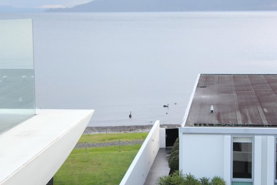 Sacred Waters Taupo Luxury Apartments: views