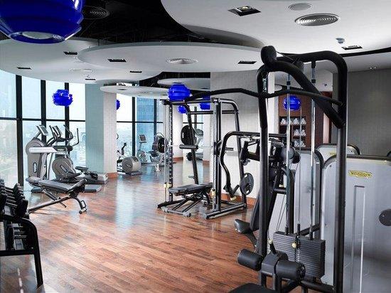 Ramee Grand Hotel & Spa: Health Club