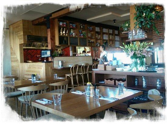 View Of The Restaurant Picture Of Esplanade Restaurant
