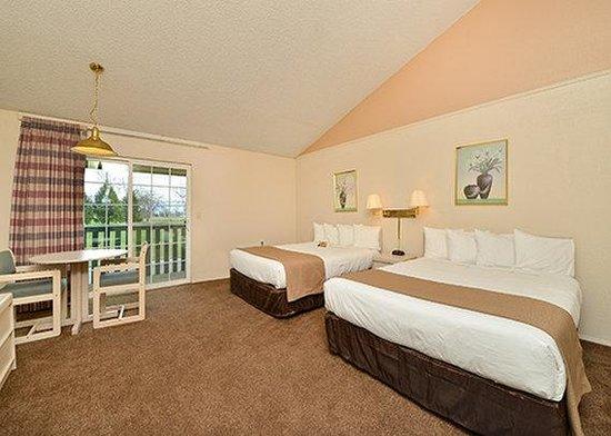 Quality Inn Umatilla: Room