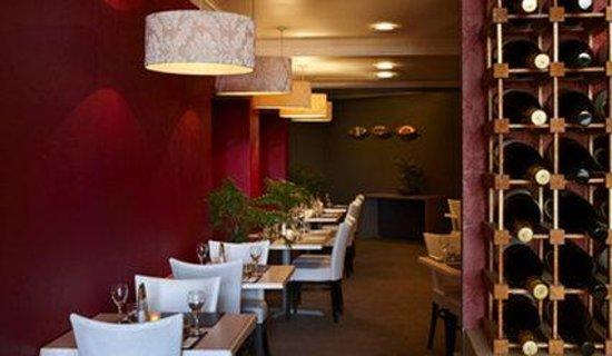Wains Hotel Dunedin: Park Regis Dunedin Restaura