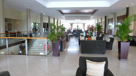 Sofitel Fiji Resort & Spa: Lobby & Reception lounge