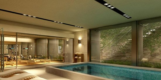 FLAAT del Polo: Spa Gym