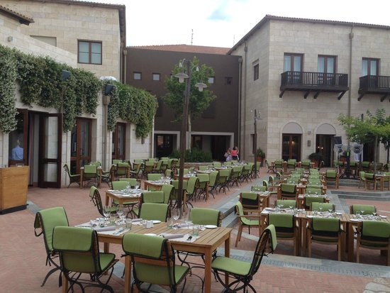The Westin Resort, Costa Navarino: Итальянский ресторан