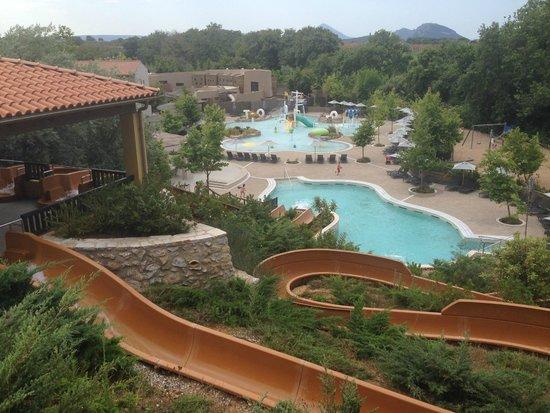 The Westin Resort, Costa Navarino: Аквапарк и скалодром