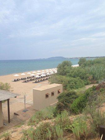 The Westin Resort, Costa Navarino: Пляж