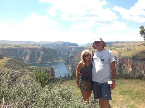 Bighorn Canyon National Recreation Area: its real