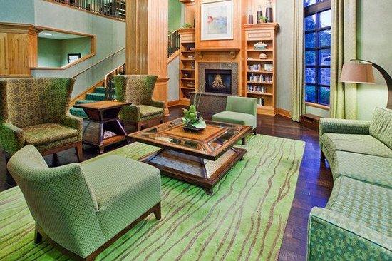 Holiday Inn Express & Suites - Atlanta Buckhead : Hotel Lobby