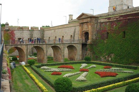 Parc de Montjuic : Montjuic Castle