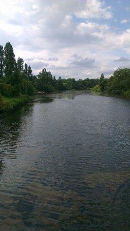 Hyde Park: Serpentine
