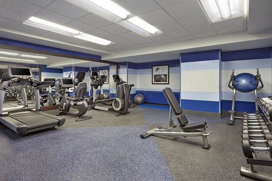 Four Points by Sheraton Waterloo-Kitchener: Fitness Center